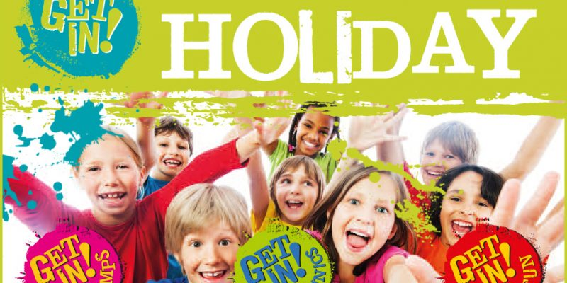 Get In! kids holiday activities